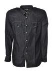 """Premium Mood Denim Superior """"camicia texana jeans"""" Camicia"""