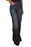 "Dondup ""jeans vita alta gamba ampia"" Pantaloni"