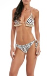 """F**K Project """"bikini triangolo con nappe"""" Bikini"""