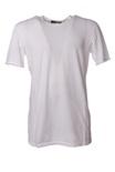 "Hosio ""t-shirt in cotone fiammato"" T-shirts"