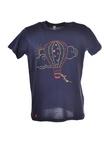 """Bob """"t-shirt ricamo mongolfiera"""" T-shirts"""