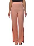 "Patrizia Pepe ""pantalone con aperture laterali"" Pantaloni"