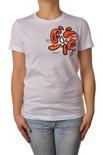 "Dondup ""t-shirt manica corta con ricamo paillettes"" T-shirts"