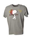 """Saint Barth """"ARNOTT EMB SNOOPY SKI"""" T-shirts"""