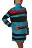 """Dondup """"abito maglia in fantasia righe"""" Abito"""