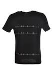 "Daniele Alessandrini ""t-shirt manica corta stampa"" T-shirts"