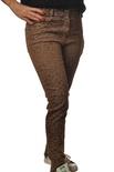 "8pm ""jeans stretto stampa maculata"" Pantaloni"