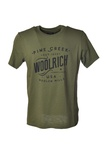 "Woolrich ""WOTEE1156"" T-shirts"