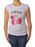"""Le Voliere """"t-shirt con stampa glitter"""" T-shirts"""
