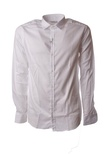 """Aglini """"camicia avvitata tessuto operato"""" Camicia"""
