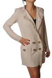 """Elisabetta Franchi """"abito in filo modello a giacca"""" Abito"""