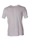 """Paolo Pecora """"T-shirt con profilo taglio vivo"""" T-shirts"""