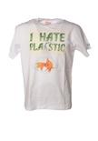 "Saint Barth ""TShirtManPLASTICFISH01N"" T-shirts"