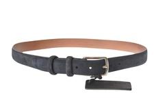 "Minoronzoni ""cintura in pelle scamosciata"" Cinture"