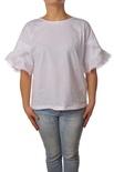 "Ki 6 ""t-shirt manica operata"" T-shirts"