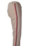 "Aglini ""pantalone con banda laterale"" Pantaloni"