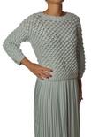 """Elisabetta Franchi """"maglia con filato lavorato"""" Pullover"""