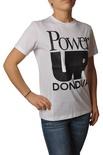 "Dondup ""t-shirt m/c con stampa glitter"" T-shirts"