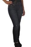 "Dondup ""jeans vita alta gamba affusolata"" Pantaloni"