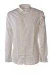 """Aglini """"camicia tessuto operato con gessatura"""" Camicia"""