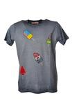 "Bob ""t-shirt ricamo gelati"" T-shirts"