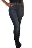"Elisabetta Franchi ""jeans vita alta gamba slim"" Pantaloni"