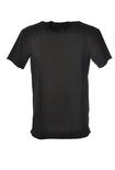 """Hosio """"t-shirt manica corta con dettaglio al collo"""" T-shirts"""