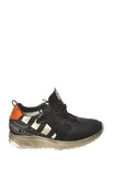 "Leather Crown ""sneakers bassa pelle traforata"" Sneakers"