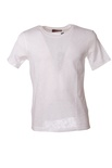 "Hosio ""t-shirt manica corta bordino"" T-shirts"