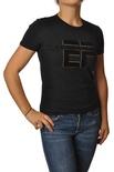 "Elisabetta Franchi ""t-shirt con logo"" T-shirts"