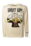 "Saint Barth ""HERON ShutUp Donald"" Pullover"