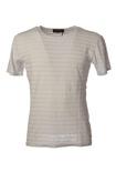 """Hosio """"t-shirt in cotone lavorato"""" T-shirts"""