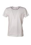 """Low Brand """"t-shirt con bordo al collo"""" T-shirts"""