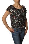 """Elisabetta Franchi """"camicia body in fantasia"""" Bluse"""