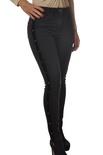 """Elisabetta Franchi """"jeans con profili in velluto"""" Pantaloni"""