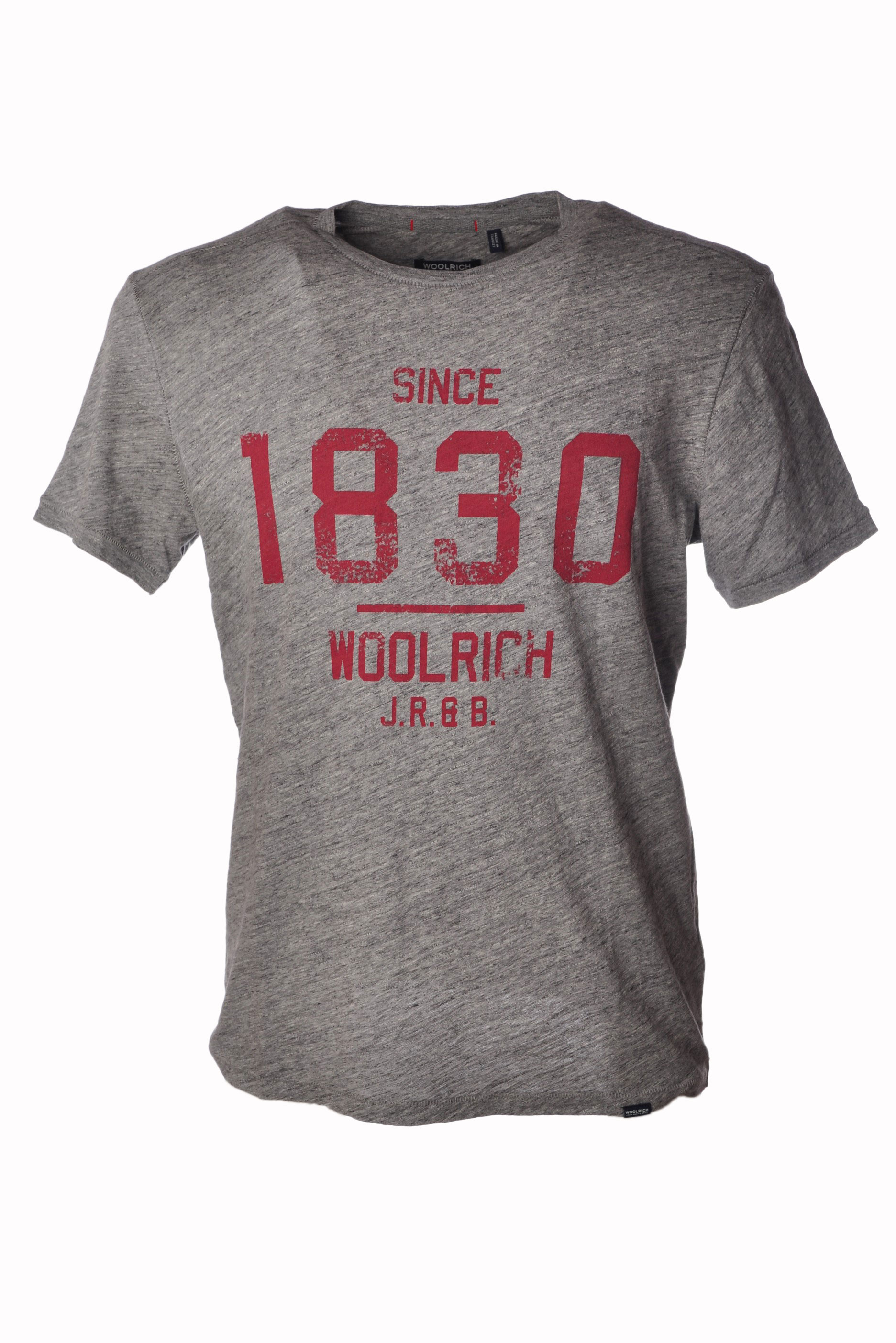 Woolrich  -  T - Male - Grey - 3555923A181338