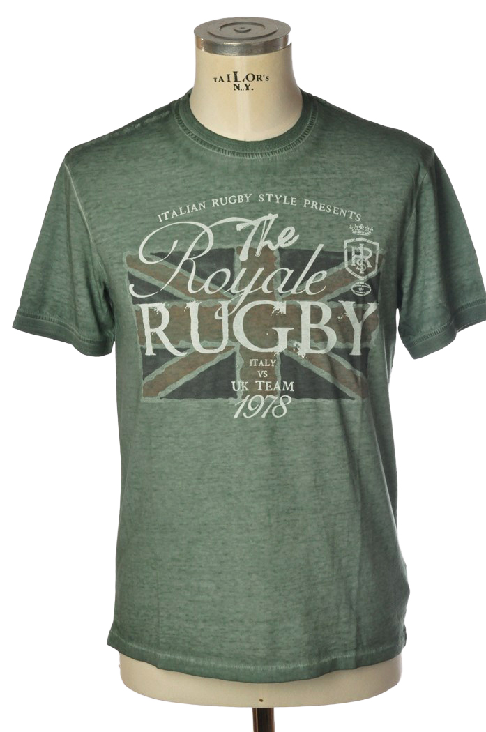 Italian Rugby Style T Shirts Brescishop