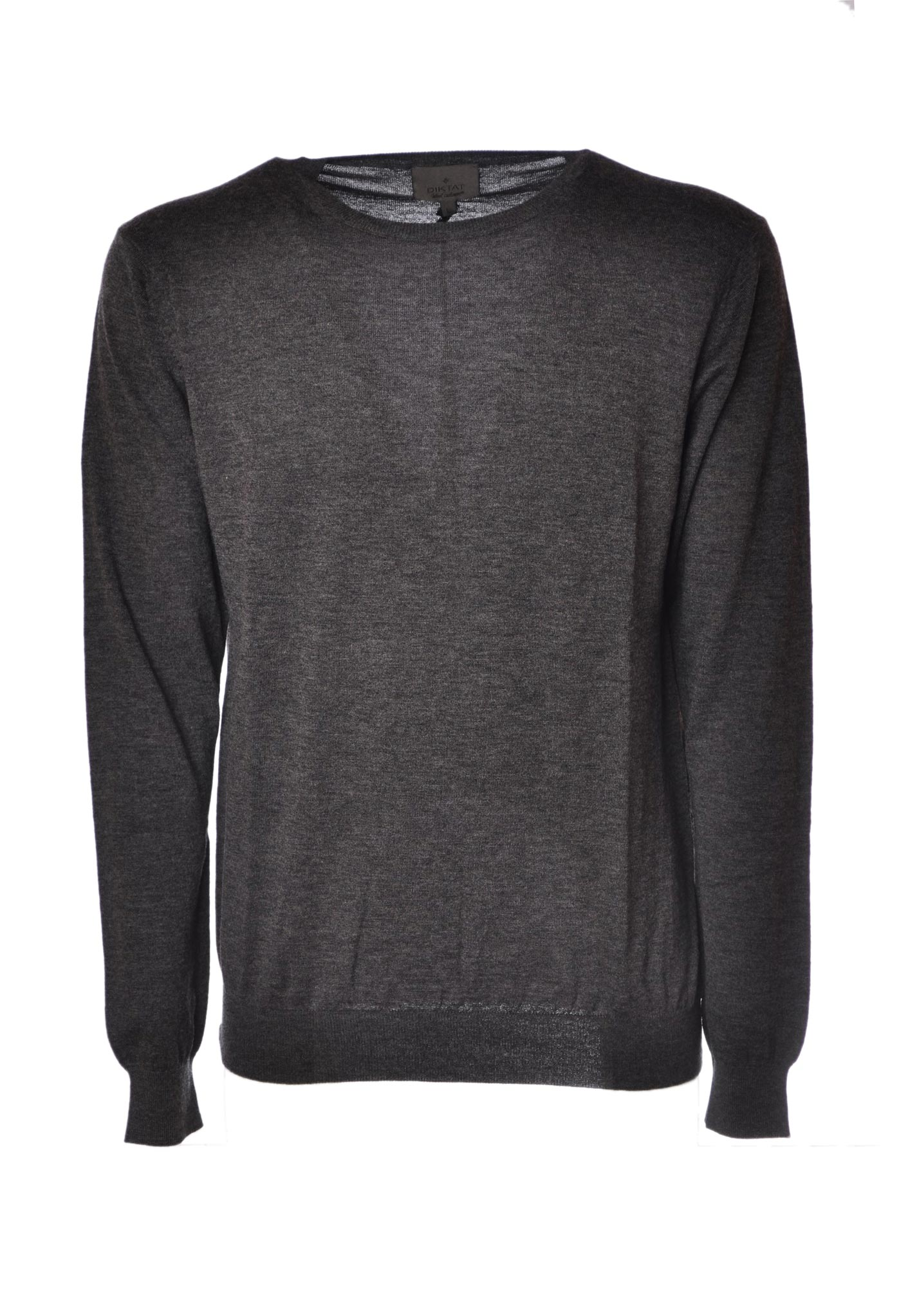 Diktat  -  Sweaters - Male - grau - 4341226A181341