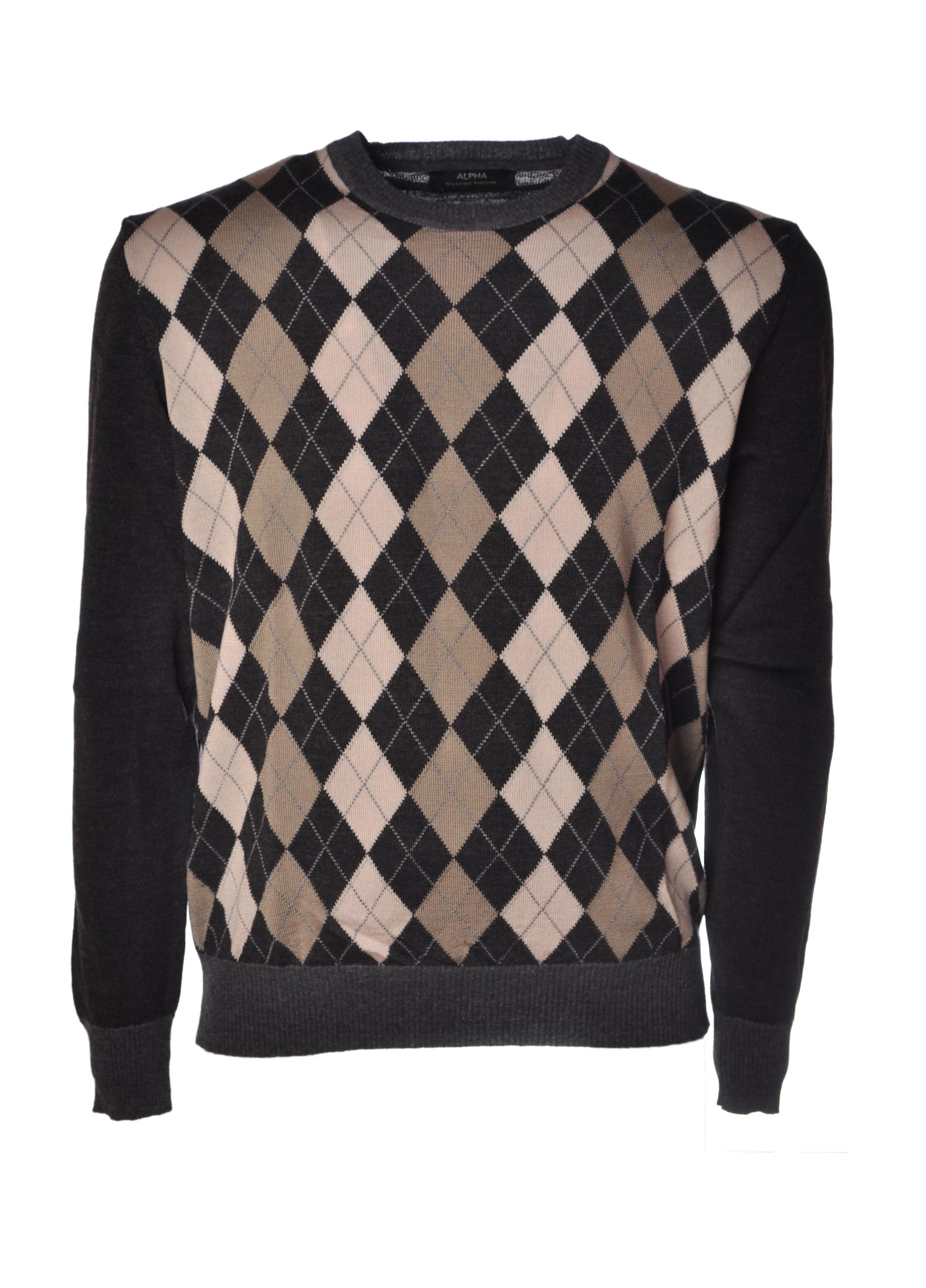 Alpha  -  Sweaters - Male - Fantasy - 4569822A185220