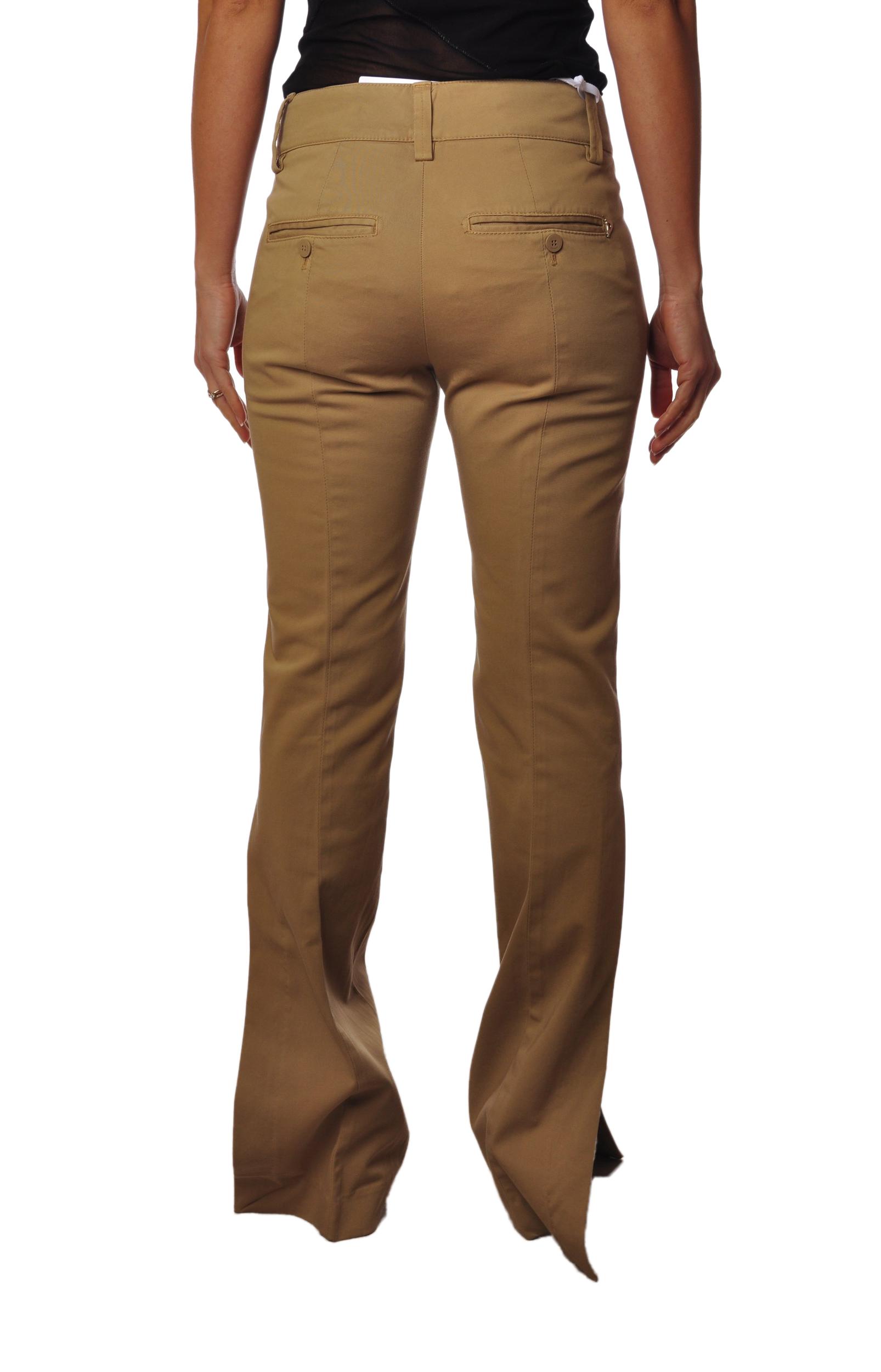 "Dondup ""pantalone con aperture laterali"" Pantaloni"
