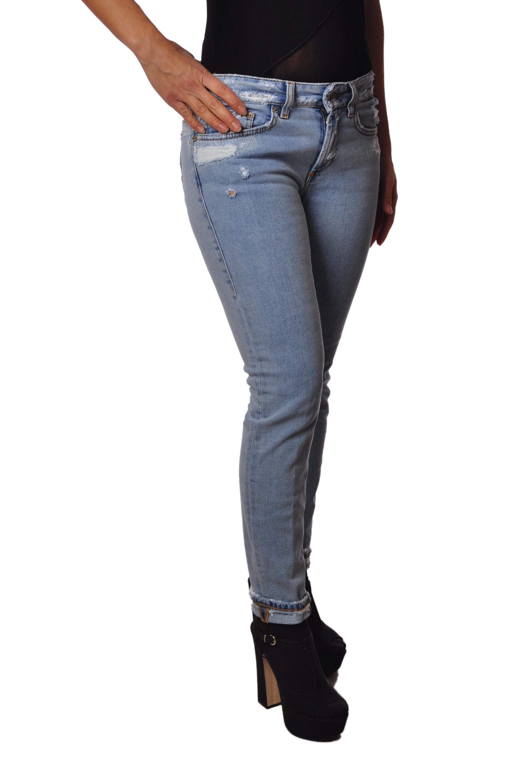 """Dondup """"jeans gamba affusolata"""" Pantaloni"""