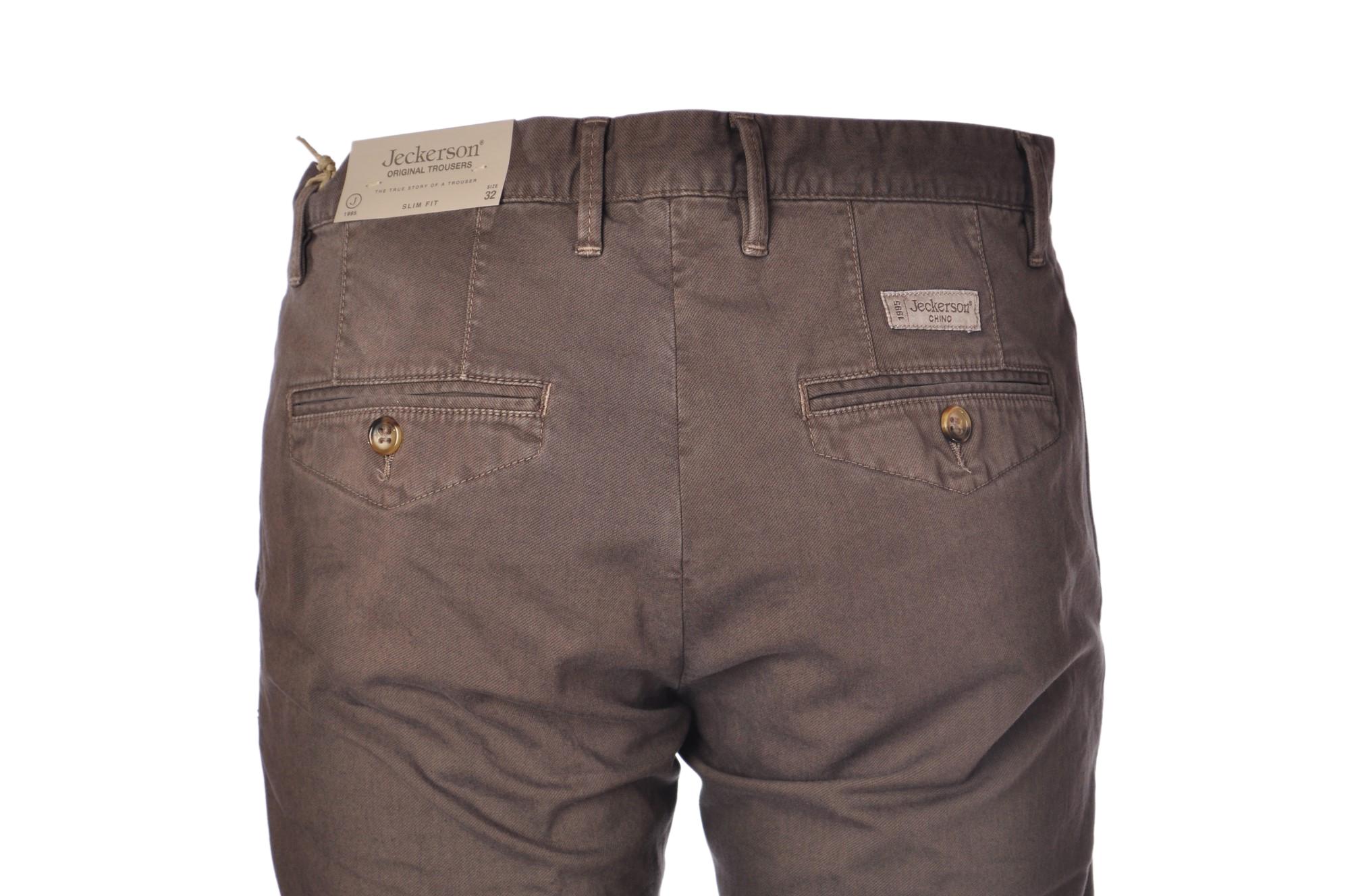 """Jeckerson """"36PCJUPA53XT21501"""" Pantaloni"""
