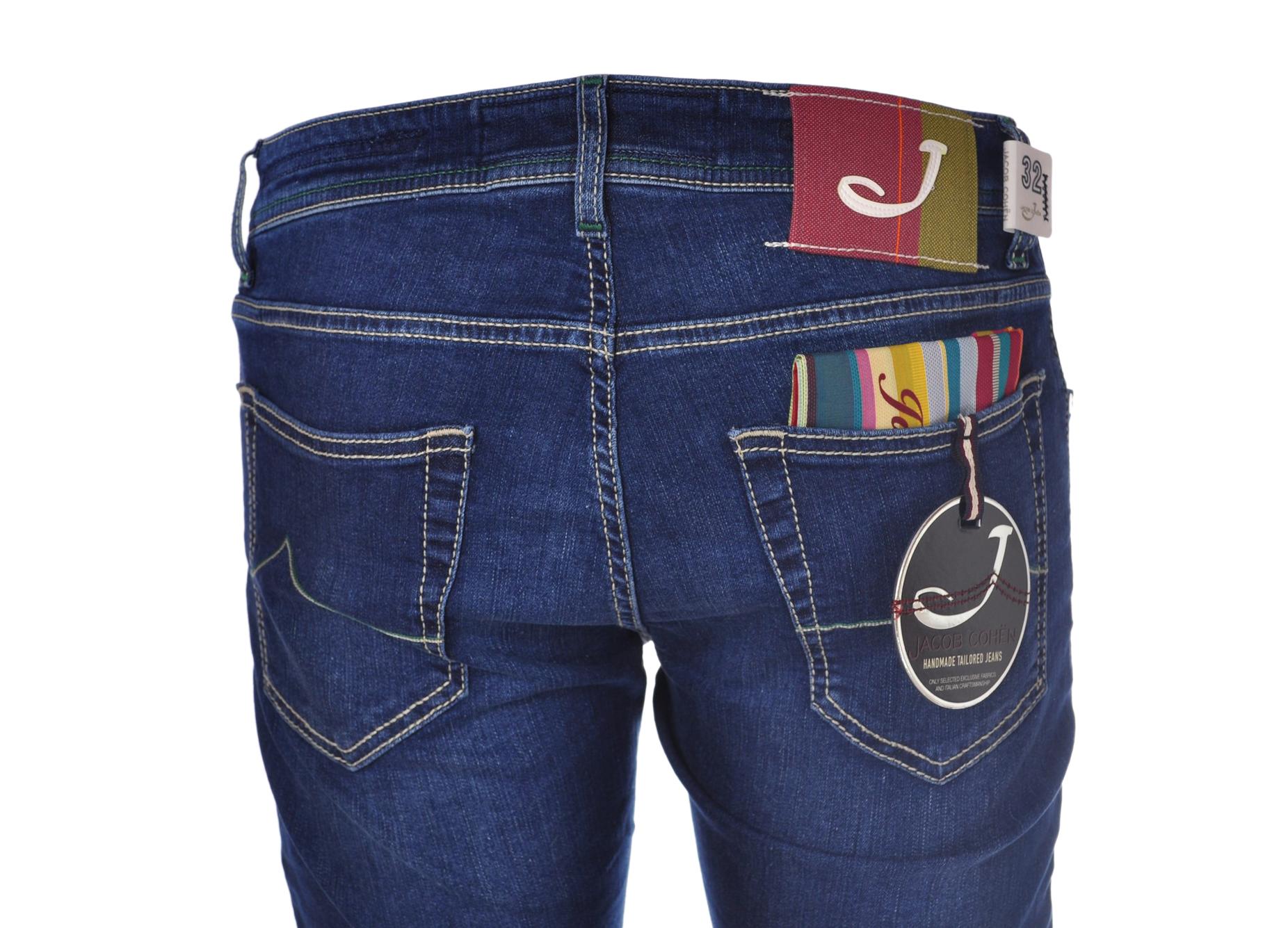 """Jacob Cohen """"j622 COMF 00979"""" Pantaloni"""