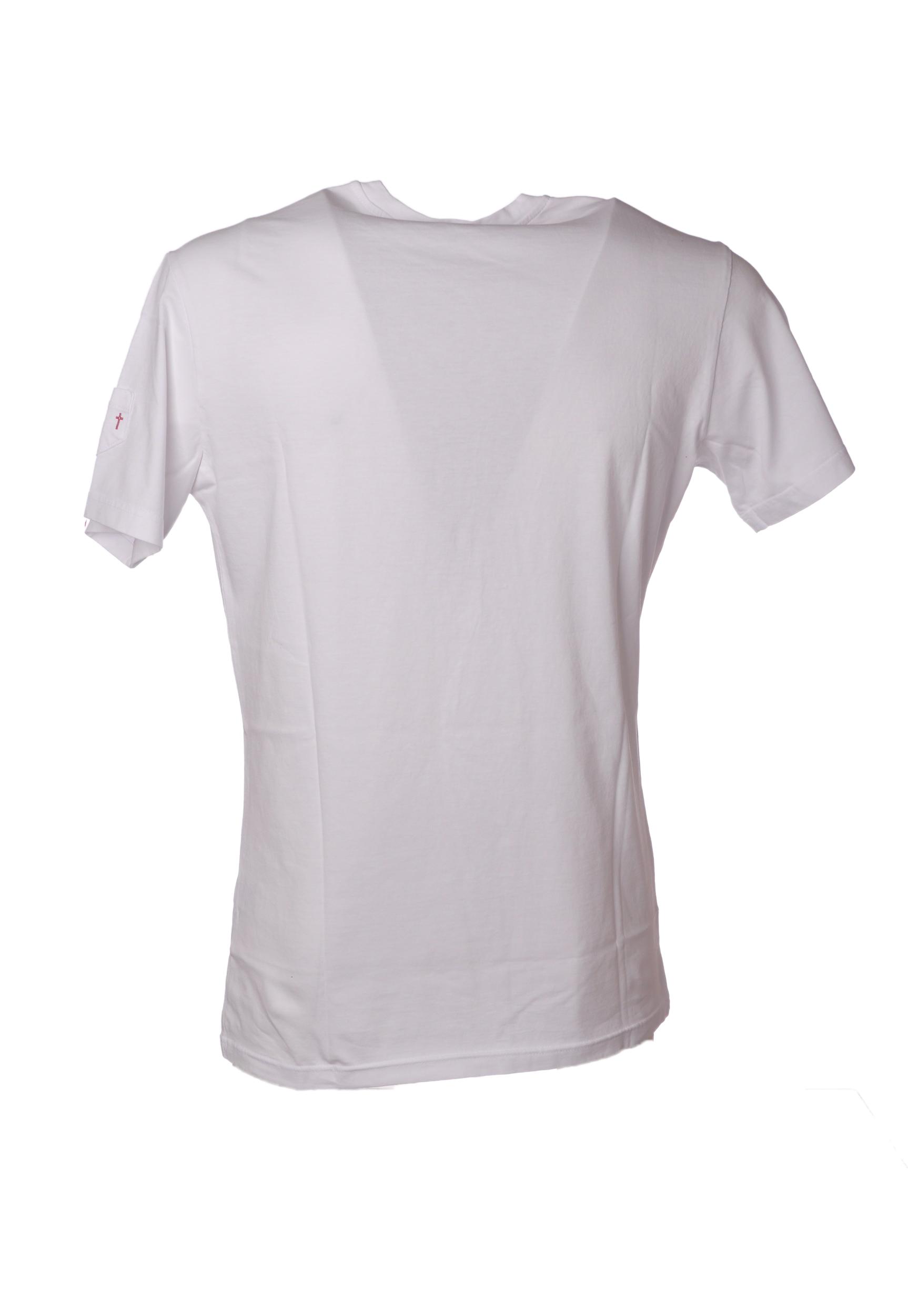 "Daniele Alessandrini ""t-shirt con stampa"" T-shirts"