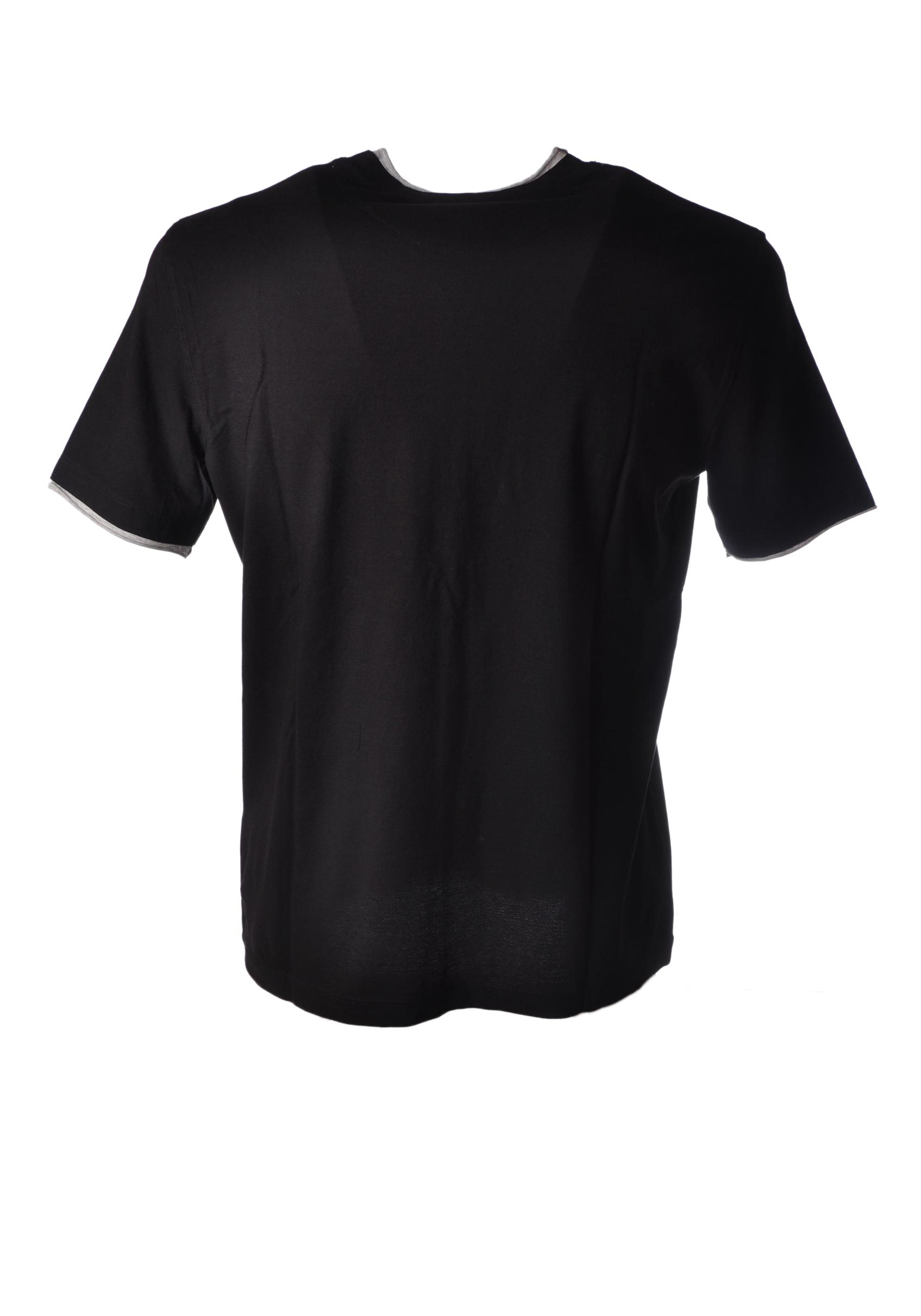 """Paolo Pecora """"T-shirt con profili"""" T-shirts"""