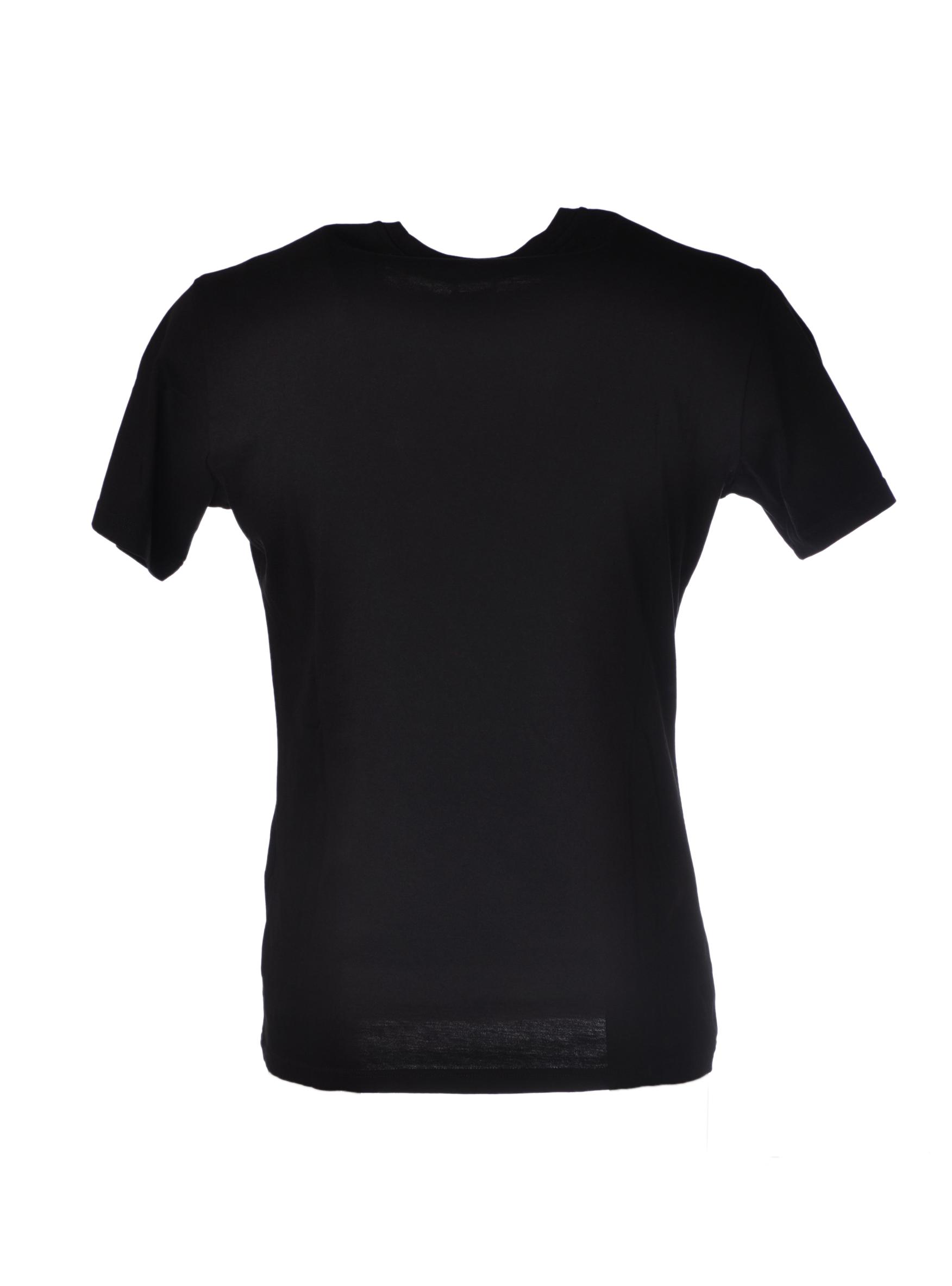 "Daniele Alessandrini ""T-shirt stampa colorata"" T-shirts"