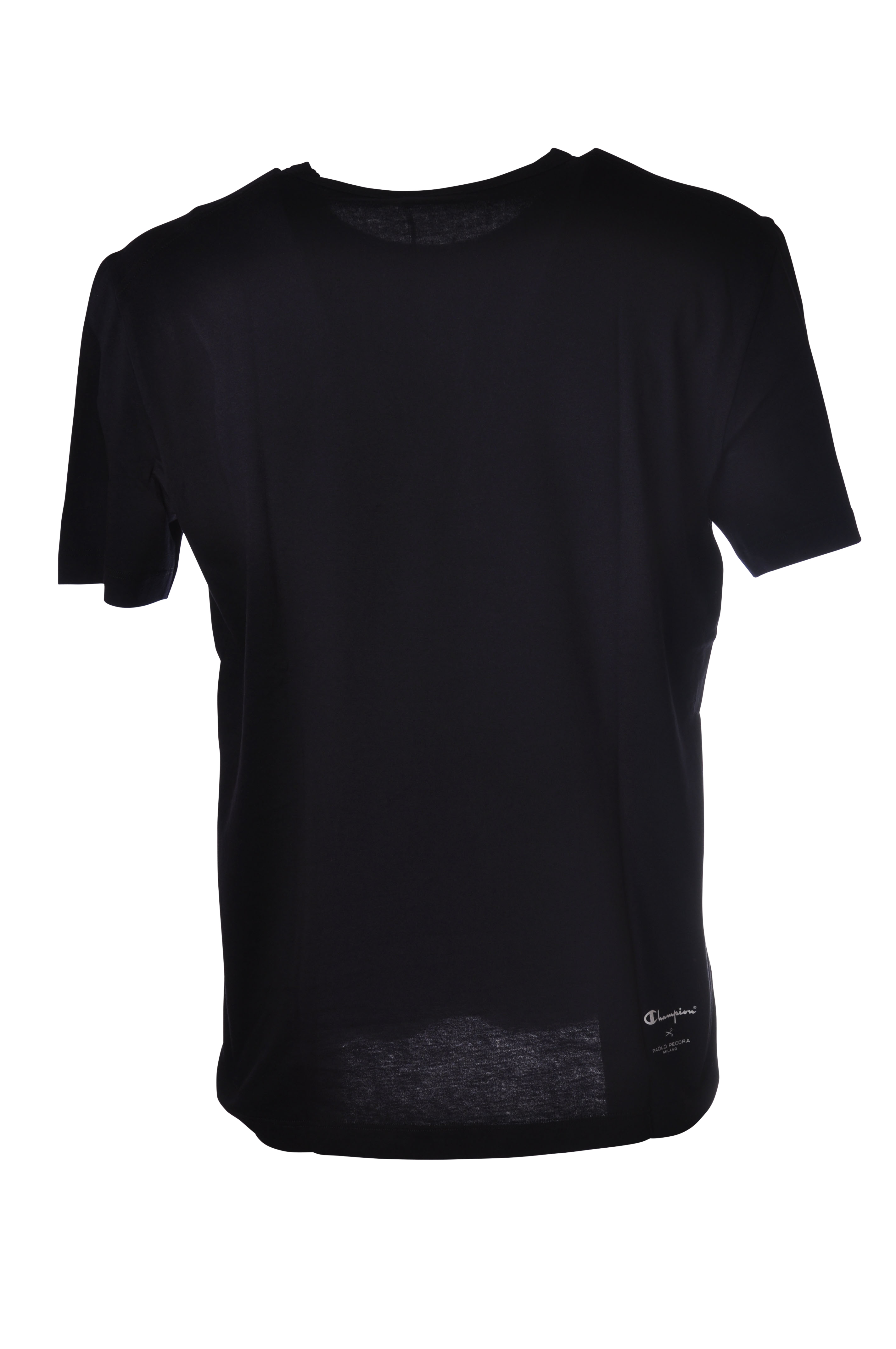 """Paolo Pecora """"t-shirt con logo in contrasto di colore"""" T-shirts"""