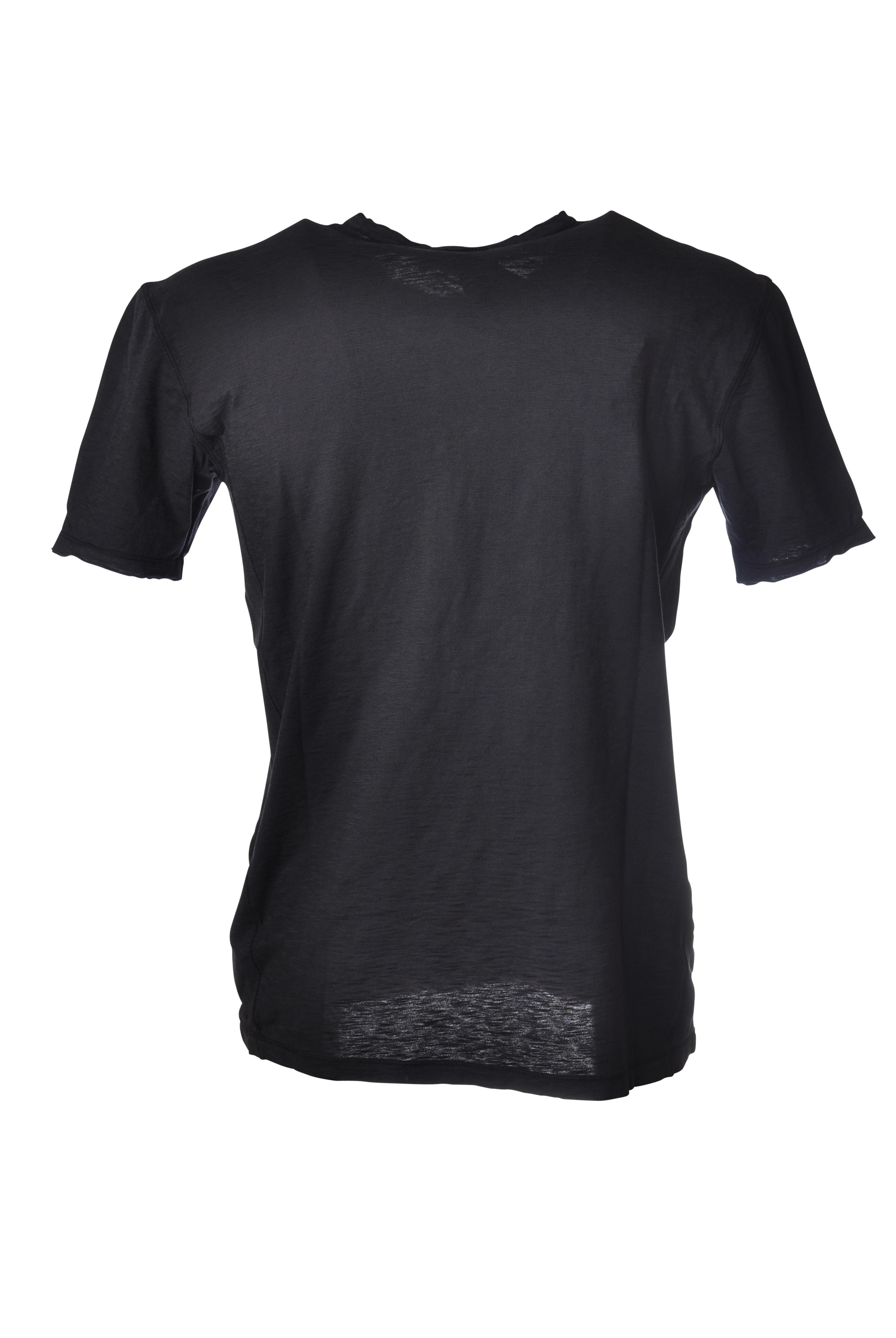 Hosio - - - Topwear-T-shirts - Mann - Blau - 5275910H182136   Schön und charmant  017757