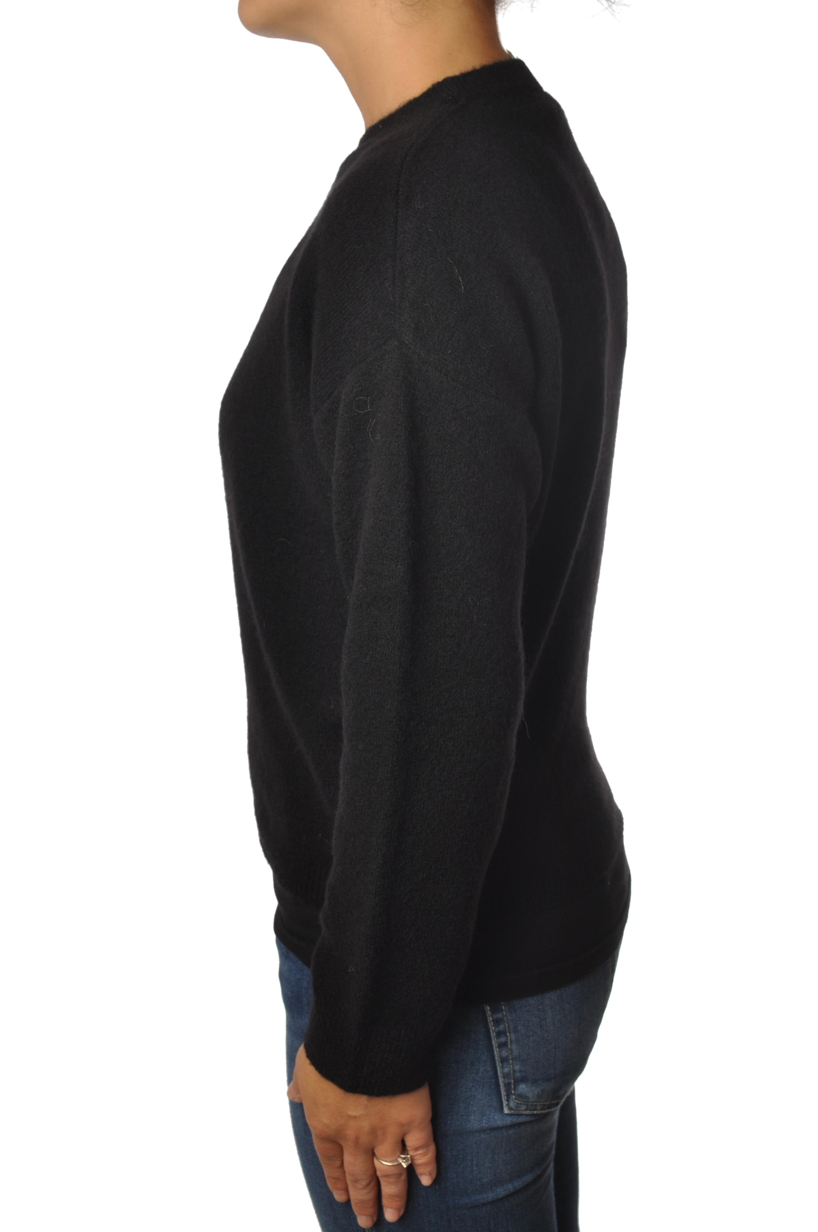 """8pm """"maglia paricollo tinta unita"""" Pullover"""