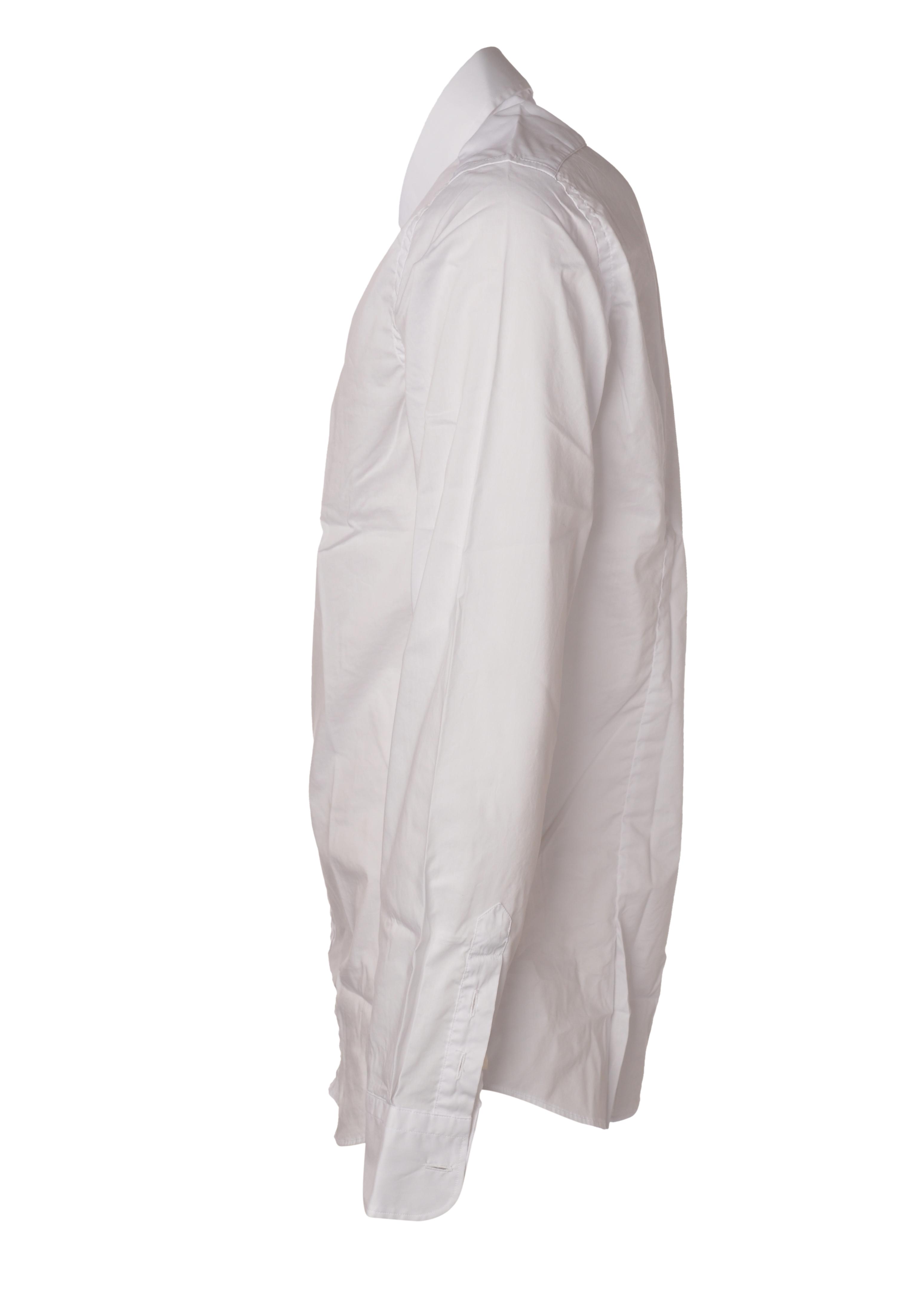 """Aglini """"camicia slim elasticizzata"""" Camicia"""